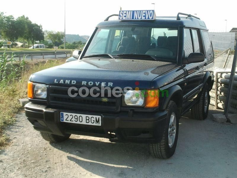 Foto del LAND ROVER Discovery Comercial TD 5