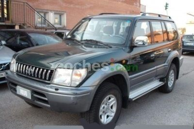 Toyota Land Cruiser HDJ 80 Station Wagon - 8.500 € - coches.com