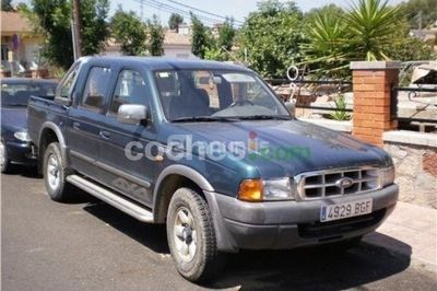Ford Ranger 2.5 Tdi Dcb. 4x4 Plus 4 p. en Malaga
