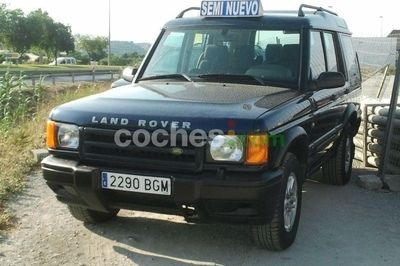 Land Rover Discovery Comercial TD 5 - 9.000 € - coches.com