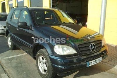 Mercedes Clase M Ml 320 Aut. 5 p. en Malaga