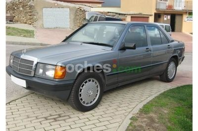 Mercedes 190E 2.0 - 3.600 € - coches.com