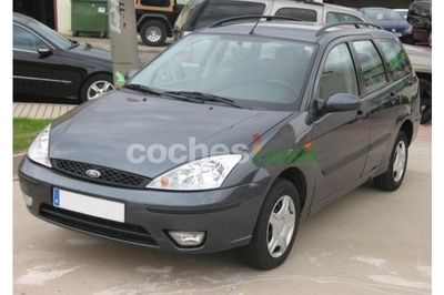 Ford Focus Wagon 1.8 Tdci Ambiente 5 p. en Madrid