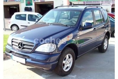 Mercedes Clase M Ml 320 Aut. 5 p. en Madrid