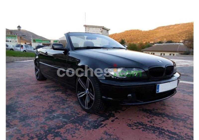 BMW SERIE 3 GASOLINA