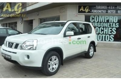 Nissan X-Trail 2.0dCi XE - 7.990 € - coches.com