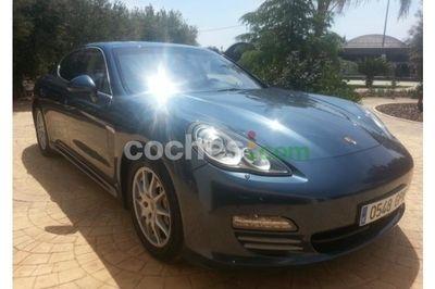 Porsche Panamera 4S Aut. - 53.000 € - coches.com