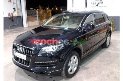 Audi Q7 3.0tdi Ambiente Tiptronic 5 p. en Alicante