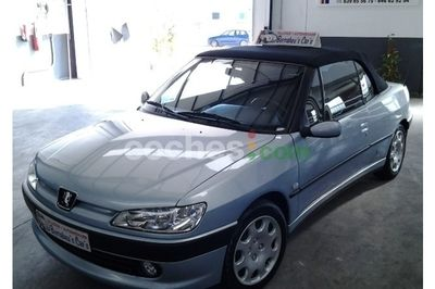 Peugeot 306 Cabriolet 1.6 100 - 3.800 € - coches.com