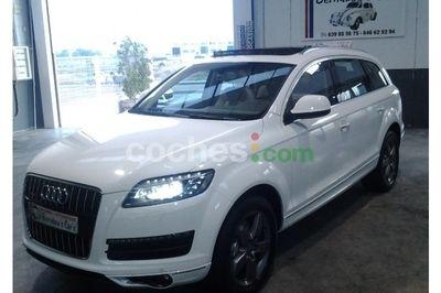 Audi Q7 3.0TDI Ambiente 245 - 39.490 € - coches.com
