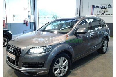 Audi Q7 3.0tdi Ambiente 245 Tiptronic 5 p. en Alicante