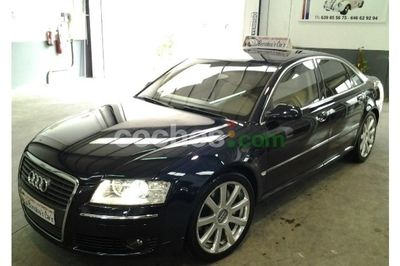 Audi A8 4.2TDI quattro Tiptronic DPF - 24.490 € - coches.com