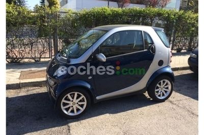 Smart Fortwo Coupé Cdi Passion Aut. 3 p. en Madrid