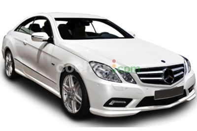 Mercedes E Coupé 350CDI BE - 33.500 € - coches.com