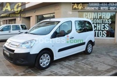 Citroen Berlingo Combi 1.6HDI SX Multispace 90 - 7.590 € - coches.com
