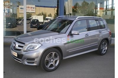Mercedes Clase Glk Glk 220cdi Be 4m Aut. 5 p. en Valladolid
