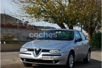 Alfa Romeo 156 1.6 T.s. Progression 4 p. en Barcelona