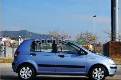 Hyundai Getz 1.1 5 p. en Barcelona
