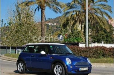 Mini Mini Cooper 3 p. en Barcelona