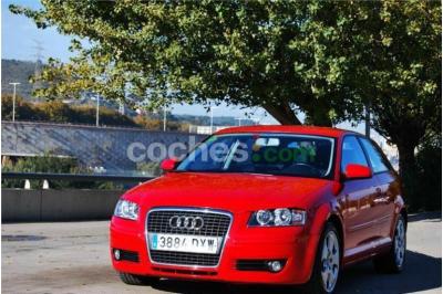 Audi A3 2.0TDI Ambition - 9.500 € - coches.com