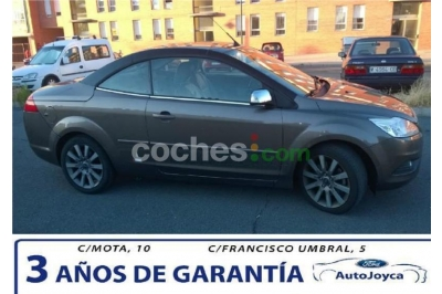 Ford Focus C.C. 2.0TDCi by David Delfin - 13.500 € - coches.com