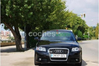 Audi A3 2.0TDI Attraction DPF - 9.500 € - coches.com