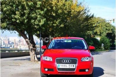 Audi A3 2.0tdi Ambition 3 p. en Barcelona