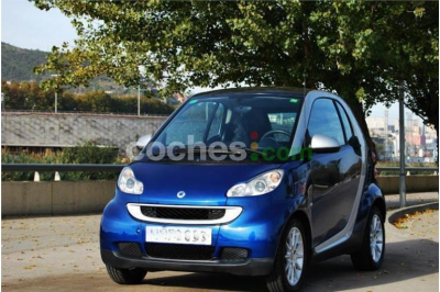 Smart Fortwo Coupé 52 Pulse Aut. 3 p. en Barcelona