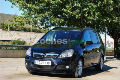 Opel Zafira 1.9CDTi Enjoy 120 - 6.900 € - coches.com