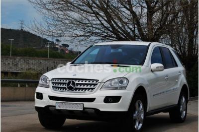 Mercedes Clase M Ml 280cdi Edition 10 Aut. 5 p. en Barcelona