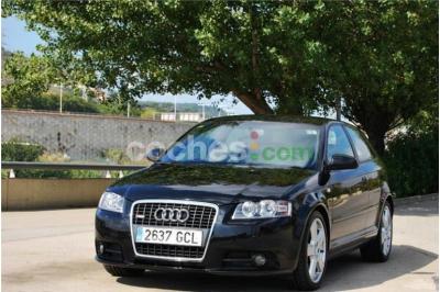 Audi A3 2.0TDI S line edition DPF - 9.500 € - coches.com