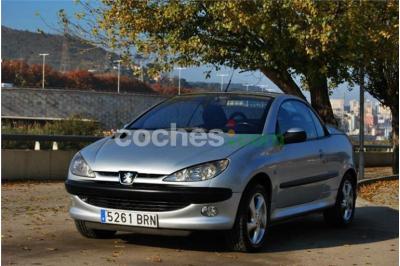 Peugeot 206 1.6 Xs 3 p. en Barcelona