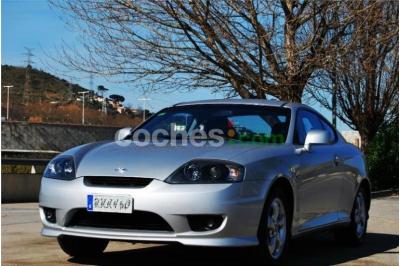 Hyundai Coupe 1.6 F-L - 4.900 € - coches.com