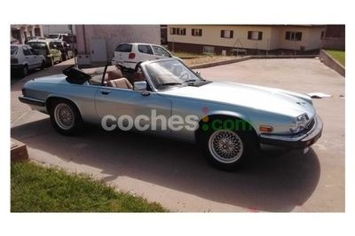 Jaguar XJS Convertible 5.3 V12 - 19.900 € - coches.com