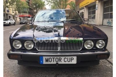 Jaguar Xj Xj6 4.0 Sovereign 4 p. en Madrid