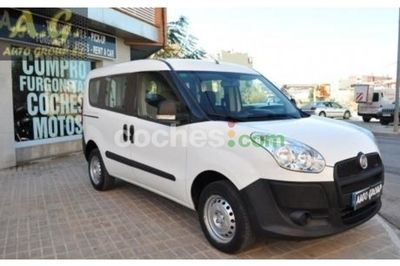 Fiat Dobló Panorama 1.3Mjt Dynamic - 5.490 € - coches.com