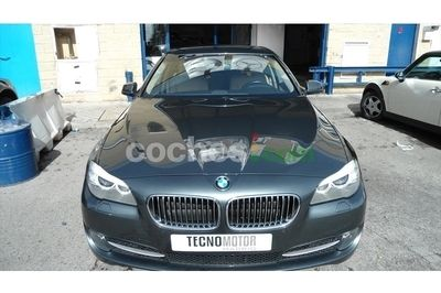 Bmw Serie 5 530d 4 p. en Madrid