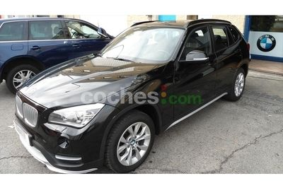Bmw X1 Xdrive 18da 5 p. en Madrid