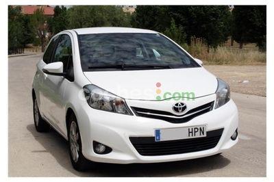 Toyota Yaris 1.4d-4d Sport 5 p. en Madrid