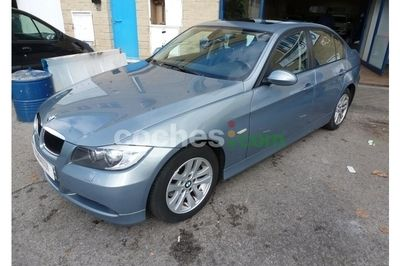 Bmw Serie 3 320d 4 p. en Madrid