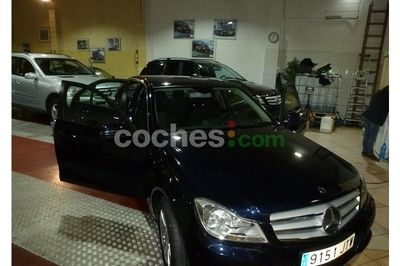 Mercedes Clase C C 220cdi Be Avantgarde 4 p. en Madrid