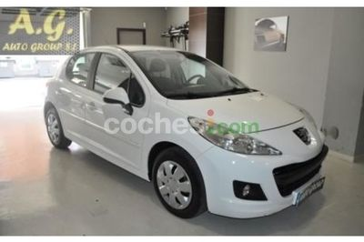 Peugeot 207 1.4HDI FAP Business Line - 4.990 € - coches.com