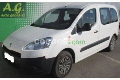 Peugeot Partner Tepee 1.6HDI Access (N1) - 5.590 € - coches.com