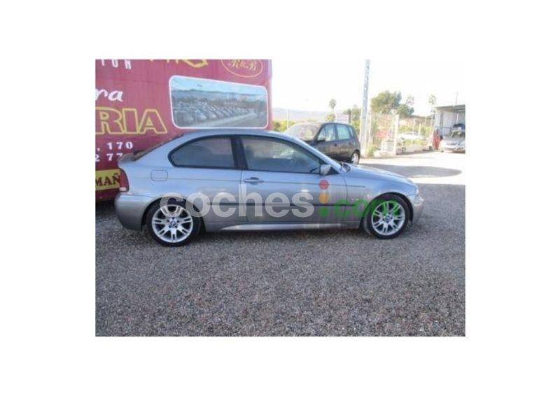 Foto del BMW Serie 3 318 td Compact