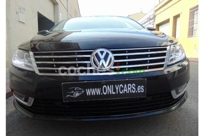 Volkswagen Volkswagen CC 2.0TDI BMT DSG 140 - 19.990 € - coches.com