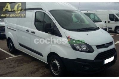 Ford FT 330 L2 Van DCb. Ambiente 125 - 13.990 € - coches.com