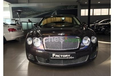 Bentley Continental Flying Spur - 99.000 € - coches.com