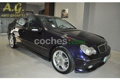 Mercedes C 30 CDI AMG - 9.990 € - coches.com