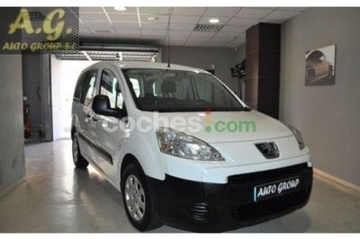 Peugeot Partner Tepee 1.6HDI Confort 92 - 4.590 € - coches.com