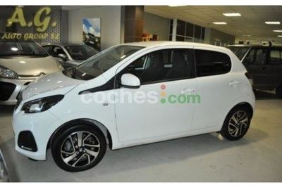 Peugeot 108 1.0 VTi Allure ETG5 - 9.790 € - coches.com